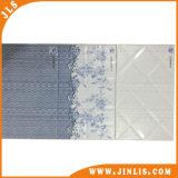 azulejos impermeables de la pared del cuarto de baño de la inyección de tinta 3D de 300*600m m