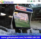 Intense écran extérieur du luminosité P10 DEL pour le stade