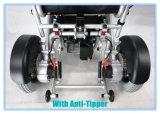 Sedia a rotelle pieghevole e portatile di 4L molto piccolo di potere