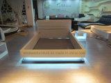 A507 LED Beleuchtung-Leder-Bett 2016