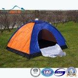 Populäres einlagiges Anti-UVkampierendes Strand-Zelt 2 Personen-2016