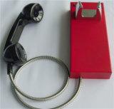 自動ダイヤル電話Knzd-14破壊者の抵抗力があるVoIPエントリ電話