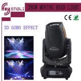 Sharpy 280W 10r 단계 광속 반점 이동하는 맨 위 빛 (HL-280ST)