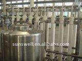 Impianto di per il trattamento dell'acqua della metropolitana di osmosi d'inversione