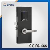 Fechamento de porta de Digitas da segurança do fechamento de porta do hotel do cartão de Orbita RFID