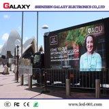 Coche/pantalla de los carros/cartelera al aire libre a todo color de P6/P8/P10 para la publicidad móvil, acontecimiento, alquiler