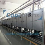 Máquina industrial de processamento de repolho Secadora de repolho de repolho, máquina de secar repolho