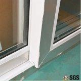 Окно K02021 белого профиля цвета UPVC сползая