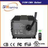Hydroponicsのための315W CMHデジタルの電子バラストの中国の製造業者