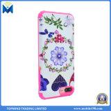 Cassa della perla di Hotsales e del telefono mobile dei fiori per il iPhone 6 6s più 7 7+