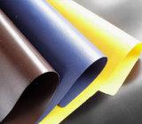 Bâche de protection enduite colorée de PVC pour la couverture