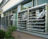 耐久のファンちり止め水証拠の織物の工場換気装置を実行する換気ファン馬小屋
