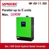格子Solar Energyシステムのためのハイブリッド太陽エネルギーインバーターを離れたの三相5kVA 6000W