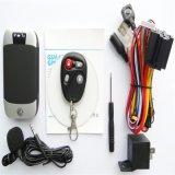 Аварийная система топлива локатора GPS GSM GPRS полосы квада GPS303G GPS303G 303G в реальном масштабе времени отслеживая приспособление отсутствие коробки