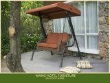 藤の柳細工の振動庭の家具のための屋外の家具の庭の振動