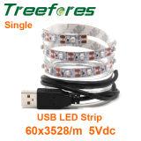 свет прокладки USB СИД 6W 60 СИД 5V
