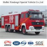 sistema de extinção de incêndios Euro3 do carro de bombeiros da água de 11.5ton Steyr