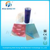 Película auta-adhesivo del color azul blanco para la industria de electrónica