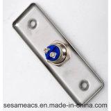 Indução infravermelha do aço inoxidável nenhuma tecla da saída da porta do toque (SB40NT)