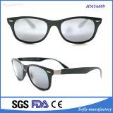 Gafas de sol plegables de los hombres de la protección de la manera Cat3 UV400 de la marca