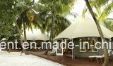 Tenda di campeggio di lusso per il partito della famiglia e di cerimonia nuziale