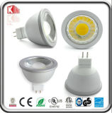 Luz directa 12V MR16 Gu5.3 5W 7W 3000k 2700k de la pista de la fábrica ETL Dimmable LED de Kingliming