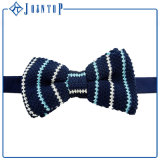Laços de curva baratos do Knit do poliéster macio Handmade por atacado