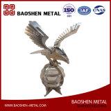Office&Home&Exhibitionホールの動物の金属表の芸術の装飾の高品質及び適正価格