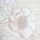 Papier peint floral mural de bon de fournisseur de la Chine mur économique de fleur