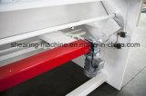 Машина плиты качания Jsd QC12y режа для стали вырезывания 6mm