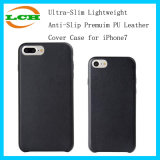 Ultra-Slim Lightweight Anti-Slip Premuim PU Leather Cover Fall für iPhone7