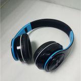 Auricular cómodo estéreo sin hilos de Overear Bluetooth con el acceso del TF