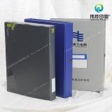 Plástico/rectángulo de regalo de la impresión de los PP/del PVC/carpeta/papel de empaquetado