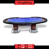 Le casino a consacré le Tableau de tisonnier du Texas de mise à niveau de rétablissement de l'haricot 2 pour les jeux Ym-Tb013 de casino de tisonnier