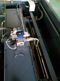 Wc67k-100t*5000 CNCのDelem Da41sのアルミニウムシート・メタルの出版物ブレーキ