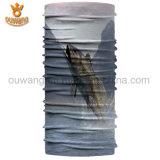 Bandana promocional de la visera de la pesca de la Ultravioleta-Protección de encargo