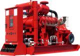 Pompa ad acqua centrifuga di lotta antincendio della lista dell'UL