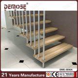 階段/造りの浮遊ステアケース(DMS-6036)を折る木のステアケース/Wood