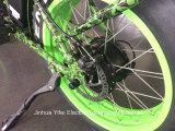 Батарея Лити-Иона Bike 20 дюймов тучная электрическая для всего Ce En15194 местности