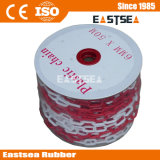 أحمر & أبيض لون [50م] طول خطوة سلسلة بلاستيكيّة ([بك-4])