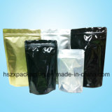 Stand up Zipper Bag Aluminium Foil Packaging Food Bag
