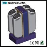 Estación base de carga del muelle del regulador de la Alegría-Estafa de Gamepad para la consola del interruptor de Nintendo