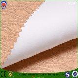 Tissu imperméable à l'eau tissé de rideau en arrêt total de franc de tissu de polyester pour le rideau et le sofa en jacquard