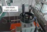 Tabac découpant la machine en tranches d'emballage en papier rétrécissable
