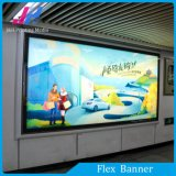 610GSM Laminated Backlit Flex Banner