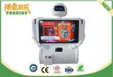 máquina de juegos video interactiva de Kung-Fu de la simulación verdadera del hombre de la proyección de imagen que lucha 3D en China