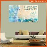 Лето понизилось в влюбленность с вами конструкция картины для домашней картины Decoraion