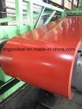 Las bobinas del acero de PPGI prepintadas galvanizaron Steel/PPGI de Shandong Yehui
