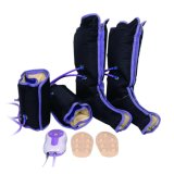Massager de la pierna de la terapia de la compresión del aire para promover la circulación de sangre, Massager del miembro