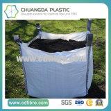 Бортовые мешки мешка FIBC тонны шва Jumbo для песка или цемента